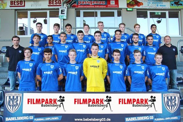 SVB U19 2015/16
