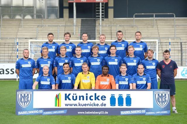 Babelsberg 03 U23