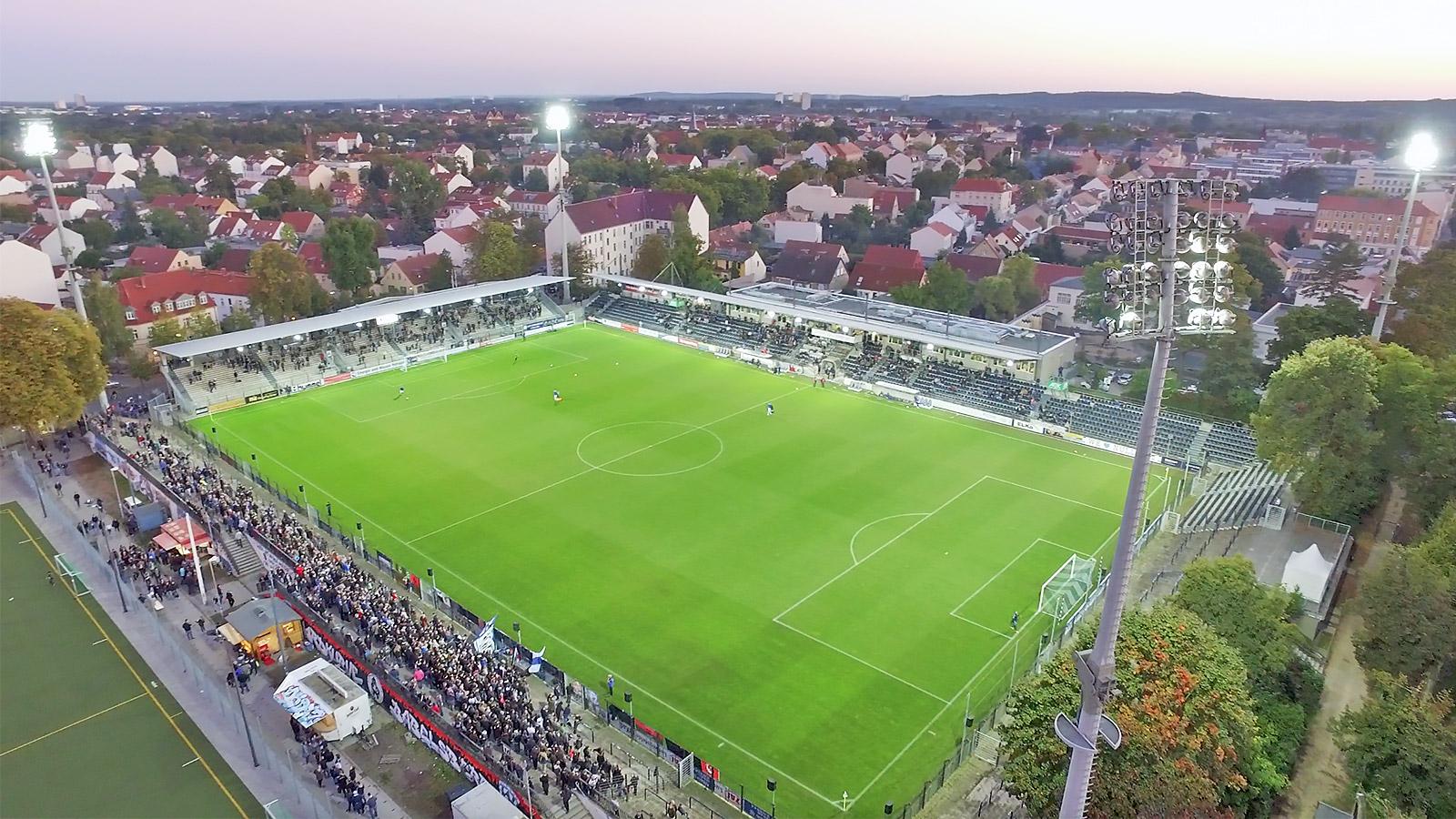 Stadion Fakten Babelsberg 03