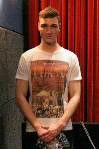 Bester SVB Nachwuchs-Kicker 2014 auf dem Großfeld: Henrik Müller