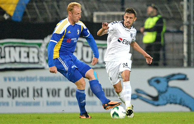 SV Babelsberg 03 - FC Carl Zeiss Jena