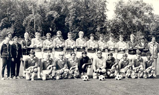 Motor Babelsberg 1983/84