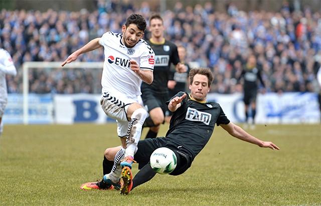 SV Babelsberg 03 - 1.FC Magdeburg
