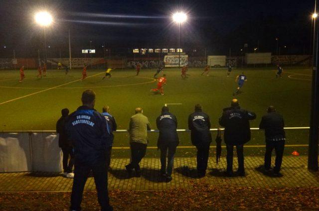 Babelsberg 03 U23 vs. Union Klosterfelde 3:0 (1:0)
