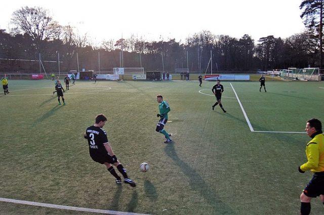 Kiezderby: Babelsberg 74 vs. Babelsberg 03 5:3