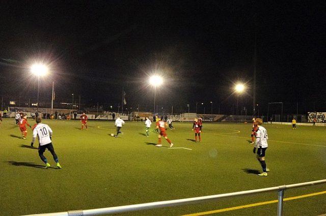 Babelsberg 03 vs. Stendal 4:0
