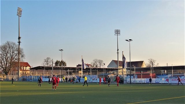 SVB U23 vs. Michendorf 0:3