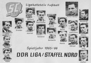 SC Potsdam 1965/66