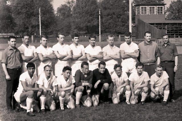 BSG Motor Babelsberg 1966/67